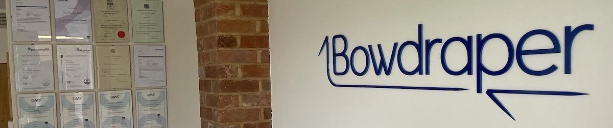Bowdraper Logo