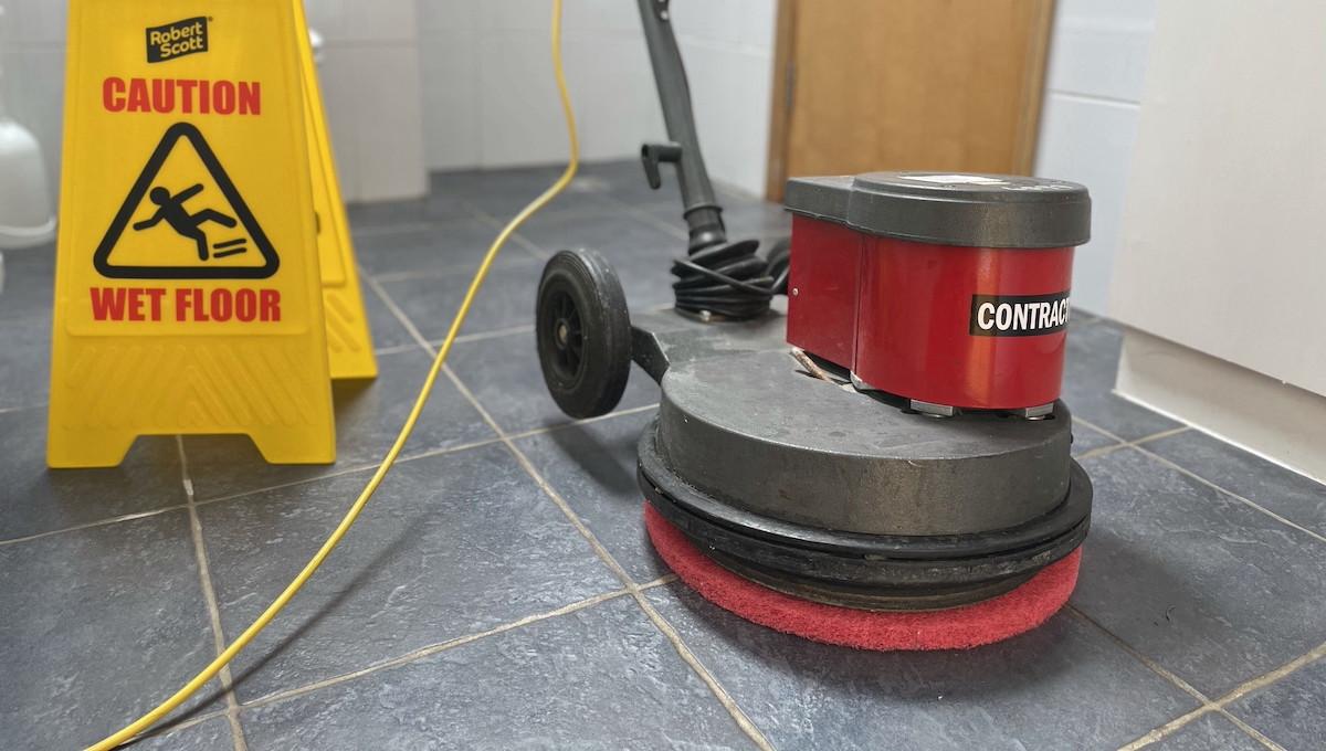 Hard Floor Maintenance