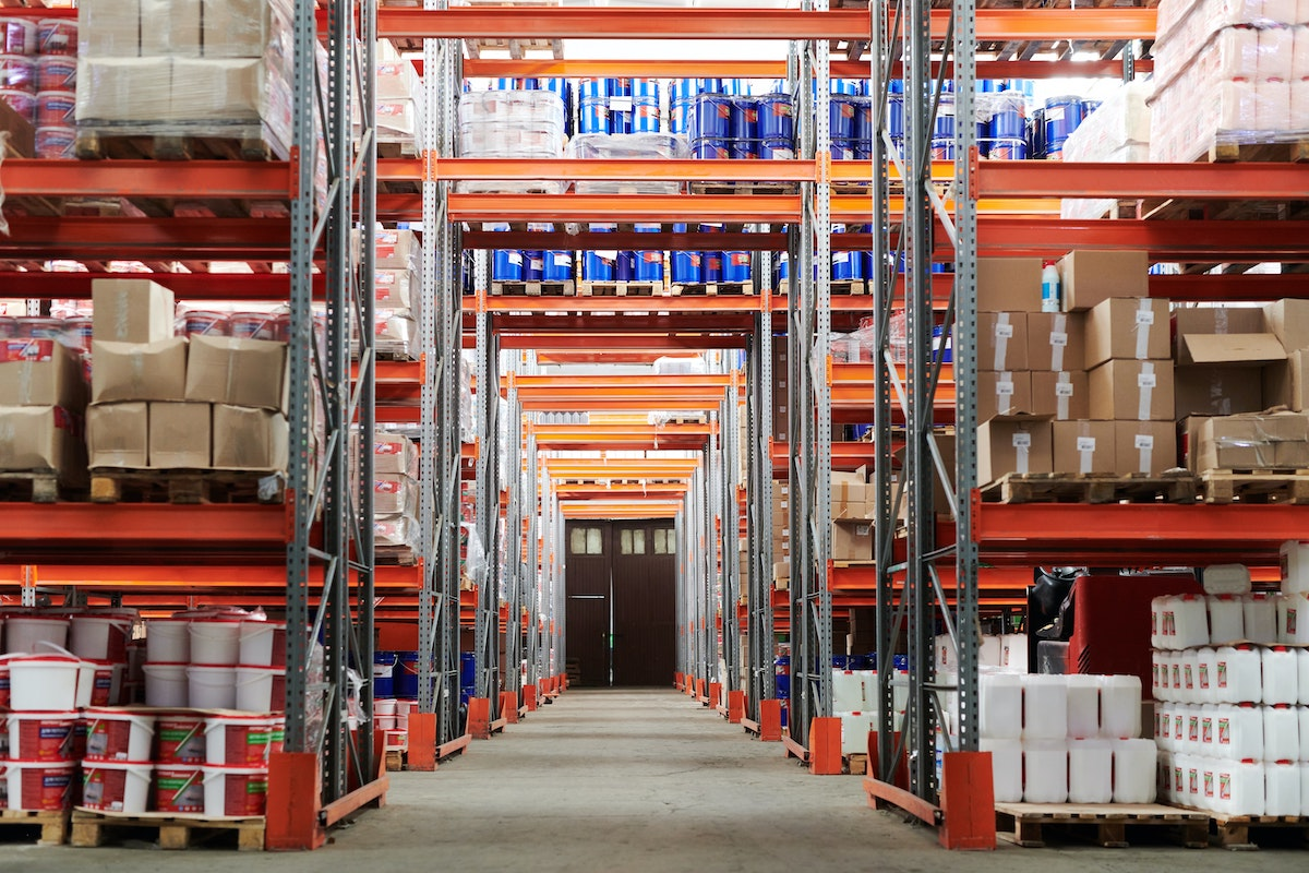 Warehouse & Distribution Centre Cleaning